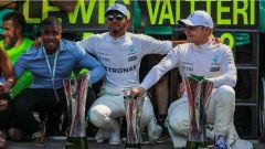F1 2017 GP Monza, doppietta Mercedes