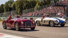 F1 2017 GP Monza, Driver's Parade