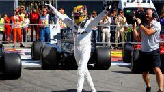 F1 2017 GP Monza, Lewis Hamilton è di nuovo primo nel Mondiale