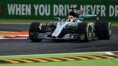F1 2017, GP Monza e Italia, prove libere 1: Lewis Hamilton subito al comando, le Ferrari in punta di piedi