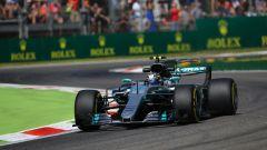 F1 2017, GP Monza e Italia, prove libere 2: Valtteri Bottas batte in volata Hamilton, ma le Ferrari sono vicine