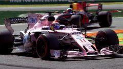 F1 2017 GP Monza, Sergio Perez