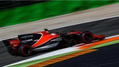F1 2017 GP Monza, Stoffel Vandoorne in azione