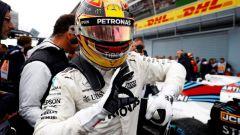 F1 2017, GP Monza e Italia, qualifiche: Lewis Hamilton batte tutti anche sul bagnato e centra la 69° pole di carriera
