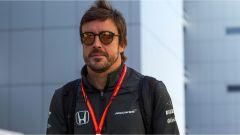 F1 2017 GP Russia, Fernando Alonso