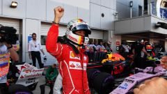 F1 2017 GP Russia, Sebastian Vettel