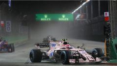 F1 2017 GP Singapore, Esteban Ocon