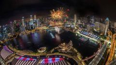 F1 2017 GP Singapore, il circuito di Marina Bay