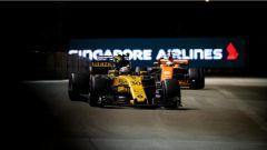 F1 2017 GP Singapore, Jolyon Palmer