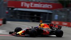F1 2017 GP Singapore, Max Verstappen