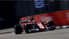 F1 2017 GP Singapore, Sebastian Vettel