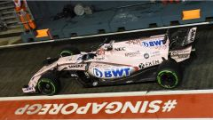 F1 2017 GP Singapore, Sergio Perez