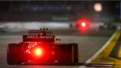 F1 2017 GP Singapore, Stoffel Vandoorne