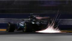 F1 2017 GP Singapore, Valtteri Bottas