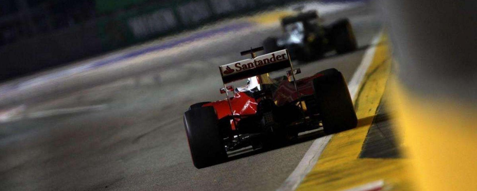 F1 2017 GP Singapore