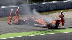 F1 2017 GP Spagna, Fernando Alonso