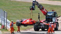 F1 2017 GP Spagna, Kimi Raikkonen