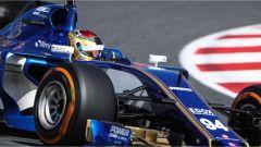 F1 2017 GP Spagna, Pascal Wehrlein