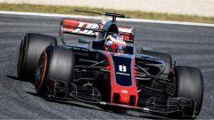 F1 2017 GP Spagna, Romain Grosjean