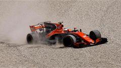F1 2017 GP Spagna, Stoffel Vandoorne