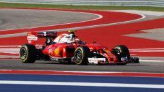 F1 2017 GP Stati Uniti, Kimi Raikkonen