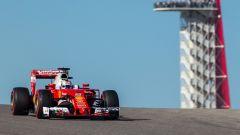 F1 2017 GP Stati Uniti, Sebastian Vettel