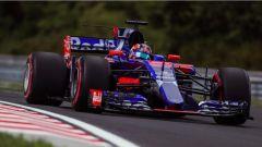 F1 2017 GP Ungheria, Daniil Kvyat
