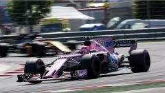 F1 2017 GP Ungheria, Esteban Ocon