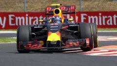 F1 2017 GP Ungheria, la Red Bull di Daniel Ricciardo