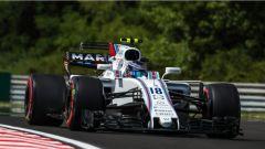 F1 2017 GP Ungheria, Lance Stroll