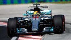 F1 2017 GP Ungheria, Lewis Hamilton
