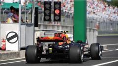 F1 2017 GP Ungheria, Max Verstappen