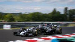 F1 2017 GP Ungheria, Romain Grosjean