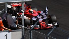 F1 2017 GP Ungheria, Sebastian Vettel vince all'Hungaroring