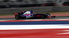 F1 2017 GP USA, Brendon Hartley