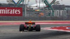 F1 2017 GP USA, Max Verstappen