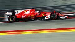 F1 2017 GP USA, Sebastian Vettel