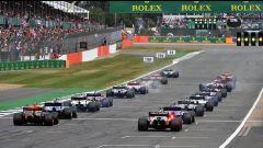 F1: in futuro la griglia di partenza potrebbe cambiare allineamento