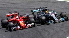 F1 2017, il duello andato in scena sul circuito di Catalunya