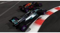 F1 2017, Mercedes contro Red Bull