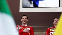 F1 2017, Riccardo Adami