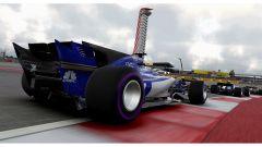 F1 2017, Sauber C36