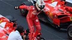 F1 2017, Sebastian Vettel (2)
