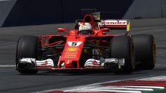 F1 2017, Sebastian Vettel