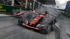 F1 2017, SF70H di Raikkonen e Vettel