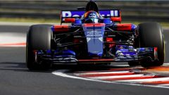 F1 2017 Test Hungaroring, Carlos Sainz Jr
