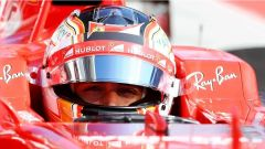 F1 2017 Test Hungaroring, Charles Leclerc sulla Ferrari