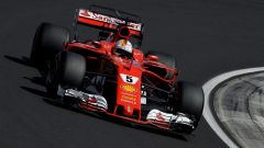 F1 2017 Test Hungaroring Day 2