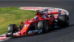 F1 2017 Test Hungaroring, Kimi Raikkonen
