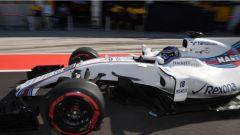 F1 2017 Test Hungaroring, Lance Stroll sulla Williams